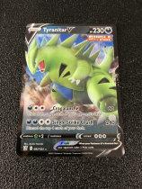 JC 宝可梦 美版 Pokemon - Tyranitar V 097/163 Ultra Rare - Battle Styles TCG卡友专收!