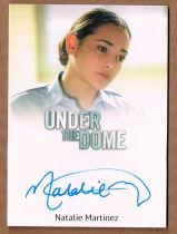 美剧 穹顶之下 娜塔丽·马丁内兹 Natalie Martinez 签字 死亡飞车