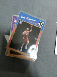 杜蕾斯 新秀 全套 (西蒙斯 鲍尔)全部套不封口卡膜2016-17 Donruss Basketball RC