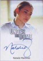 美剧 穹顶之下 娜塔丽 马丁内兹 Natalie Martinez 签字 死亡飞车