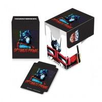 【冠军卡牌】-万智牌 UP 变形金刚 擎天柱卡盒 牌盒