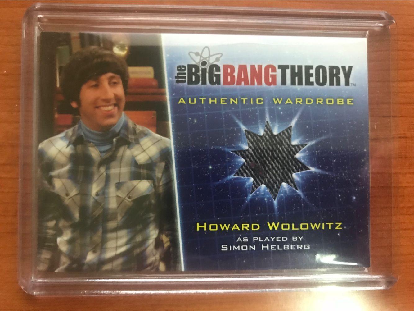 美剧the big bang theory 生活大爆炸 西蒙·赫尔伯格