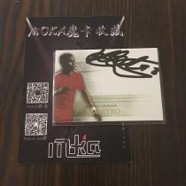 【MOKA球星卡收藏】#1804287 2018 Futera 福特拉 卢克曼 横版签字 英格兰 /30编