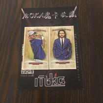 【MOKA球星卡收藏】#1804299 2018 Goodwin 古德温 木纹小卡 盒货 Ryan Blaney 2张