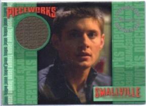 美剧 超人前传 Jensen Ackles 实物卡 戏服 邪恶力量 迪恩