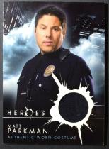 美剧 英雄 Heroes Matt Parkman 实物卡 戏服