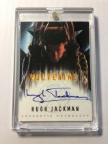 X战警金刚狼休杰克曼签字卡签名卡 TOPPS HUGH JACKMAN AS WOLVERINE X-MEN P43