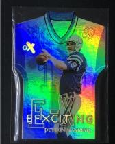 peyton manning NFL 橄榄球 传奇名人堂 佩顿曼宁 经典 EX小背心 切割 闪折射卡