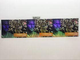【艾之魂球星卡 广州分区】16-17 狂热系列 斯通 钻石哥 快船队新秀 RC 横板 折射特卡 3张打包拍卖【z】