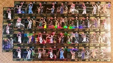 【艾之魂球星卡 广州分区】16-17 Studio系列 科比 纳什 库里 安东尼 哈登 唐斯 邓肯 比卢普斯 利拉德 考辛斯 沃尔 戈登 乔治 施罗德 德罗赞 克拉克是等领衔 39张打包拍卖【LL】
