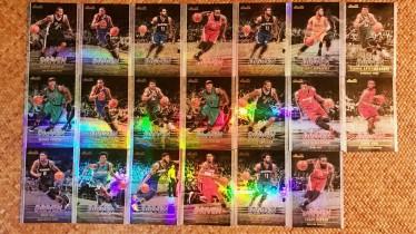 【艾之魂球星卡 广州分区】16-17 Studio系列 卡哇伊 杜兰特 哈登 康利 拉塞尔 字母哥 小托马斯 保罗 盖伊 威金斯 乔治 比尔 20张特卡 打包拍卖【LL】