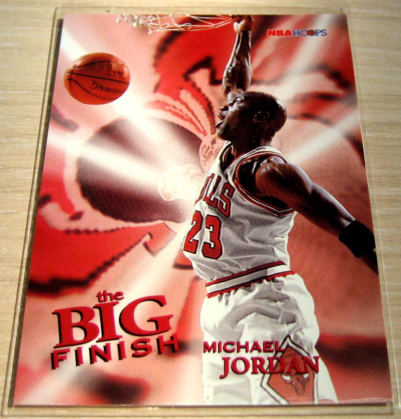乔丹 1996 hoops big finish 超美 超炫 品好