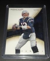 NFL tom brady 汤姆 布雷迪 immaculate /99