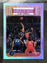 【066】<<苏州卡通球星卡>> 18-19 Panini hoops系列 跳球特卡,森林狼唐斯,火箭队卡佩拉,实卡很闪,实卡很美,凑套必备