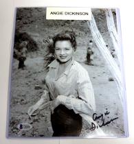 "【23ING官方代卖】Leaf 2017照片盒系列 70年代性感女星""红粉女金刚""主演 Angie Dickinson 签字照片 KT5251"