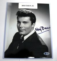 【23ING官方代卖】Leaf 2017照片盒系列 60年代男星 Max Baer JR. 签字照片 KT5253