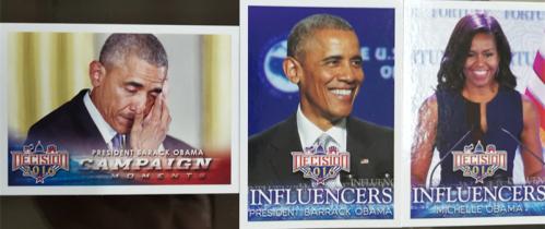 2016 大选盒  3lots 奥巴马 夫妇