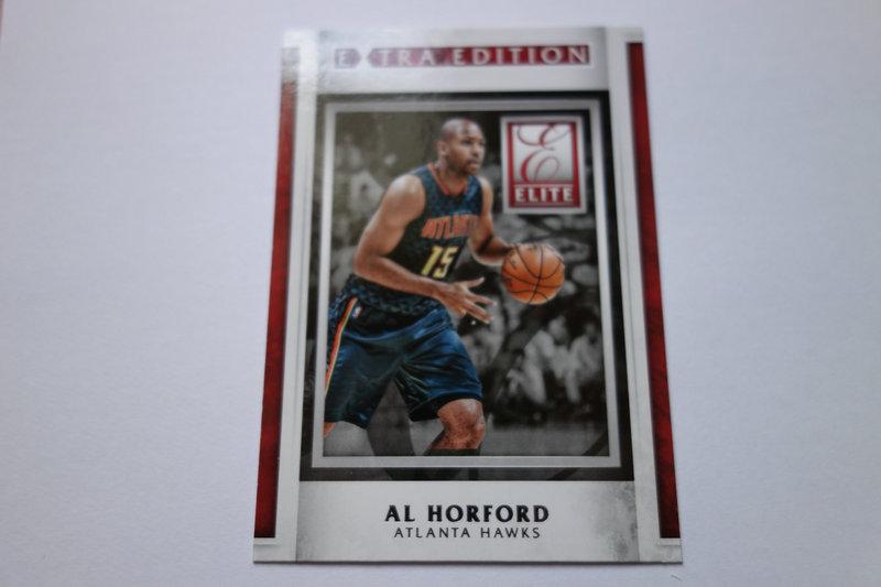 【ZQ-一元 拍卖,邮费见描述】篮球  特卡  AL HORFORD 艾尔·霍福德