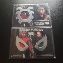 【退坑出卡】2019 UD 蜘蛛侠系列 实物切割卡 两张切割打包!值得收藏!(注意看描述)