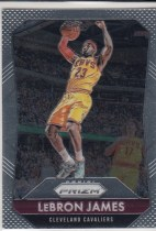【GG】Lebron James 詹姆斯 2015-16 Panini Prizm Base 普卡