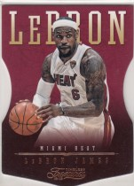 【GG】Lebron James 詹姆斯 2012-13 Timeless Treasures 切割 171/199