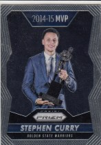 【GG】Stephen Curry 库里 2015-16 Panini Prizm 奖杯 Base