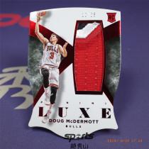 【越秀山拍卖】 篮球luxe 公牛 麦克德奥特12/25红版RC球衣  YXS1933128