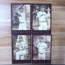 【23ING官方代卖】Topps 2017Allen&Ginter系列 复古棒球明星大卡 打包 凑套必备 KT12577(大卡卡品一般,介意勿拍)
