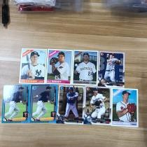 【23ING官方代卖】TOPPS BOWMAN 系列 棒球明星 新秀base 打包 凑套必备 KT12586