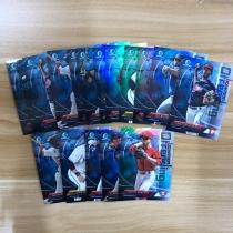 【23ING官方代卖】TOPPS BOWMAN CHROME系列 棒球明星 银折特卡 打包 凑套必备 KT12587