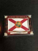 「老夫子」拍卖  000   GOODWIN  美国  州徽   佛罗里达州(Florida)