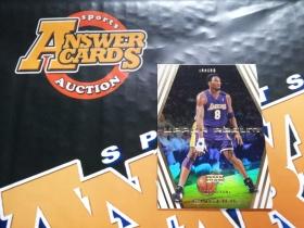 X007《答案卡世界》拍卖 2000 UD ENCORE 湖人传奇 科比 布莱恩特 UR2 折射 特卡!!!
