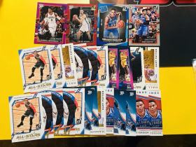 【Lucky球星卡店官方代拍-CON+0913】18-19 Panini Donruss 篮球 雷霆特卡打包!威少、亚当斯、坎特、特伦斯·弗格森、加里佩顿等!可凑套!