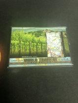 「老夫子」拍卖  999  GOODWIN 地图  切割    WT-8  法国 波尔多(Bordeaux)