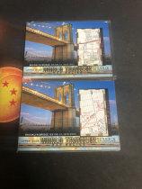「老夫子」拍卖  999  GOODWIN 地图  切割    WT- 62 布鲁克林大桥(Brooklyn Bridge)  打包
