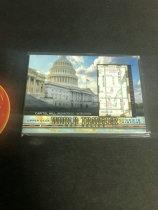 「老夫子」拍卖  999  GOODWIN 地图  切割    WT-65 国会山(Capitol Hill)