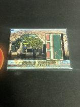 「老夫子」拍卖  999  GOODWIN 地图  切割    WT-68中央公园 central park