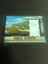 「老夫子」拍卖  999  GOODWIN 地图  切割    WT-81  佛罗里达群岛 florida keys