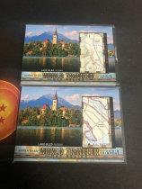 「老夫子」拍卖  999  GOODWIN 地图  切割    WT-92  布莱德湖 Lake Bled