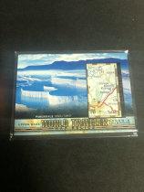 「老夫子」拍卖  999  GOODWIN 地图  切割    WT-116  PUMUKKALE