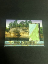 「老夫子」拍卖  999  GOODWIN 地图  切割    WT-122  PICTURED ROCKS