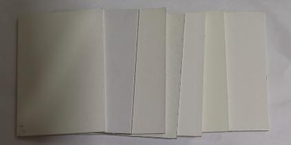 小白板 垫卡专用 7lots