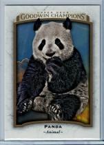 【Enjoy The Card】2018-19 UD GOODWIN PANDA 熊猫 #19