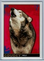 【Enjoy The Card】2018-19 UD GOODWIN WOLF 狼 #GA1