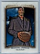【Enjoy The Card】2018-19 UD GOODWIN MJ 迈克尔 乔丹 #35