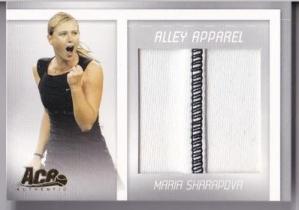 网球球星卡 玛利亚 莎拉波娃 球衣卡 ACE 100编 2006 patch
