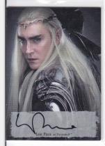 美剧卡 李 佩斯 签字卡 MGM 《霍比特人》 瑟兰迪尔 精灵国王