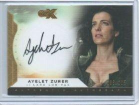 UD CZX 超人 蝙蝠侠 Ayelet Zurer 签字 签名 205编 夜魔侠