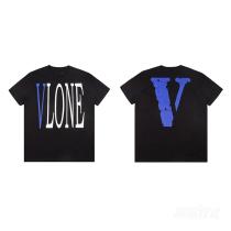 VLONE 蓝V美潮宽松短袖T恤情侣潮牌