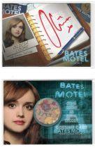 美剧 贝茨旅馆 奥利维亚 库克 Olivia Cooke 签字 实物卡 戏服 头号玩家